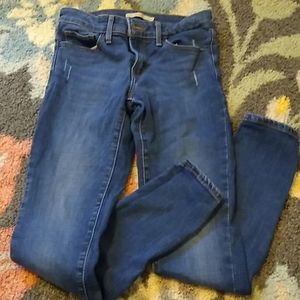 Women's Levi's 711 skinny jeans women's size 4